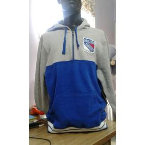 New York Rangers Sudadera ´47 Brand