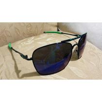Lentes Oakley Tornasol Nuevos Verde/rojo/azul