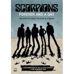 Dvd Duplo Scorpions - Forever And A Day (991674)