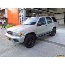 Nissan Pathfinder 3 Serie Ancha At 3500cc Abs