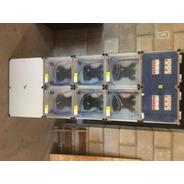 Gabinete 6 Medidores Monofásicos Edenor C/térmica Y Diyuntor