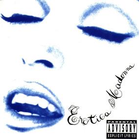 Madonna Erotica 2 Vinilos De 180 Gramos Importados