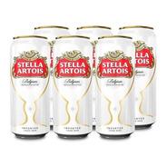 Stella Artois . Cerveza . 473ml X 6 - Tomate Algo® -