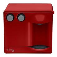 Purificador Água Refrigerado Por Compressor Soft Fit Cereja
