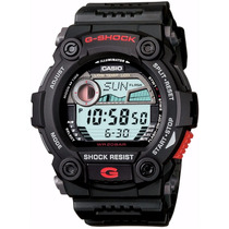 Relógio Casio G-shock G 7900 Marés Fases Da Lua Ga100