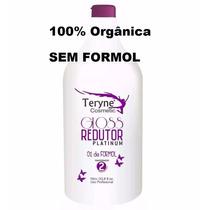 Definitiva Organica Teryne Sem Formol Platinum Passo Unico 2