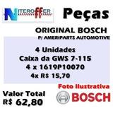 Peças De Reposição Original Bosch P/ Ameriparts Automotive