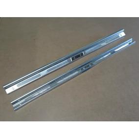 Friso Soleira Porta Fusca Aluminio Estribo Interno Par