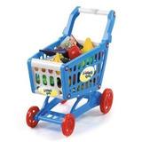 19 Mini Carro De Compras Con Full Grocery Toy Playset Alime