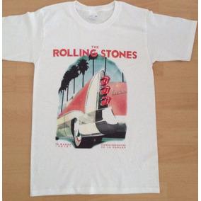 Playera De The Rolling Stones En Cuba !!!