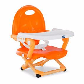 Cadeira De Alimentação Pocket Snack Mandarino Chicco