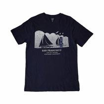 Camisetas Gap Abercrombie Hollister Para Hombre Originales