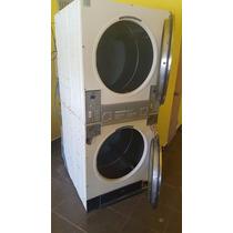 Secadora Industrial Para Lavanderías Marca Huebsch Twin30