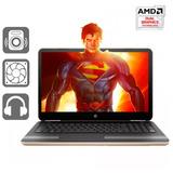 Laptop Hp Gamer Amd A9 Radeon R5 2tb Hdd 16gb Ram 15.6