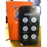 Motorola Moto E4 Android Nougat Lector De Huellas Quadcore