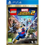Marvel Super Heroes Deluxe Edition Ps4 Digital