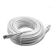 Cable Red 10 Metros Cat5e Utp Rj45 Ethernet 100% Cobre