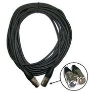 Cable Xlr Para Microfono Dmx Canon Canon 3 Metros La Roca