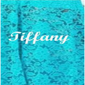 Vestido Elastano Festa Madrinha Casamento Decote Tiffany