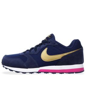 Tenis Nike Md Runner 2 - 807319406 - Azul Marino - Mujer