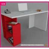 Escritorio Lapto Bufete ,oficina,mesa Estudio Moderno (e9)