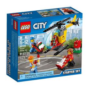 Set De Introducción: Aeropuerto Lego - 60100