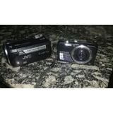 Filmadora + Cámara De Fotos
