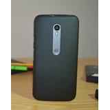 Motorola Moto G3 8gb Xt1540 Negro Cambio