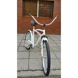 Bicicleta, Playera, Suspensión Delantera, Manubrio Chopper