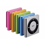 Apple Ipod Shuffle 2gb 5ta Generacion Nuevo Garantia Sellado