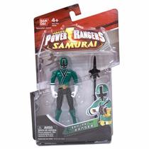 Power Rangers Samurai Floresta Bandai #88468