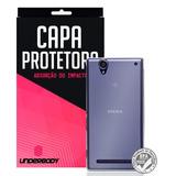 Capinha Protetora Transparente Para Sony Xperia T2 Ultra - U
