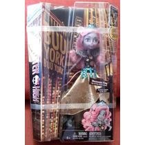 Envío Incluido Monster High Mouscedes King Buu Yorkno Cupido