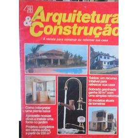 Revista Arquitetura E Construção Nº 12 / Ano 6 / 1990