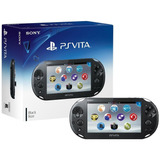 Ps Vita Slim Original Wifi Con Garantia