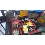 Kit Distribucion + Bomba Cables Y Bujias Vw Bora - Golf 2.0