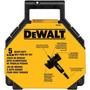 Dewalt Dw1648 Auto Equipo De Alimentación 5-piezas