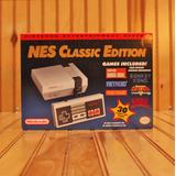Nintendo Mini Nes Classic Edition Nuevo Sellado Con Garantia