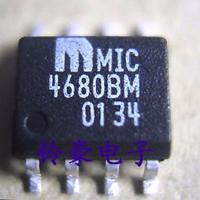Mic4680bm 1a 200khz Superswitcher Buck Regulator
