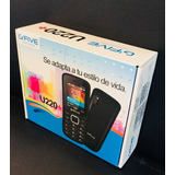 Celular Doble Sim Gfive Modelo U220+