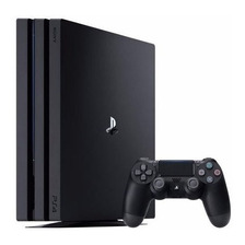 Ps4 Consola Play Station 4 Pro Nueva Serie 7215b - Negro
