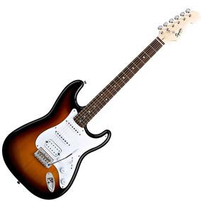 Stratocaster Squier By Fender Bullet Fat Combo Con Regalos!