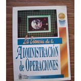 Administración De Operaciones-ilust-c/disco-terry Hill-phh
