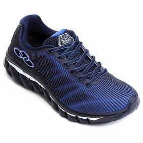 39ad6937963 Tênis Olympikus Perfect Masculino Corrida Caminhada Academia