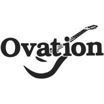 Violão Ovation Cc 24 5 Bk Celebrity Semi Flat