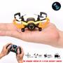 Mini Dron 512v Ufo Con Camara Toma Video Y Fotografía