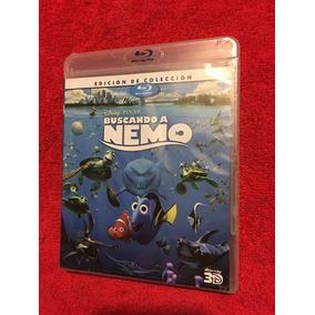 Buscando A Nemo Blu-ray 3d Tercera Dimension Disney Remato