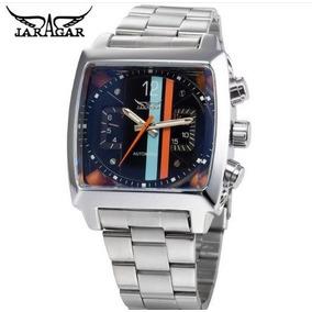 Relógio Masculino Mecânico Luxo Jaraguar