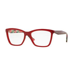 Óculos De Grau Vogue Vo5018l 2340 Feminino Lente 5,2 Cm