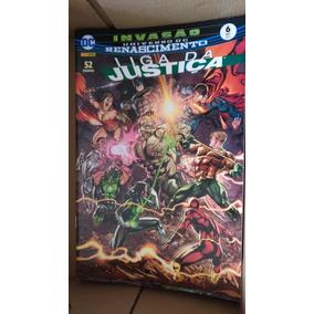 Liga Da Justiça Renascimento Dc 6